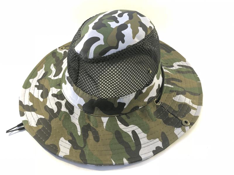 Sombrero Australiano - Camuflado