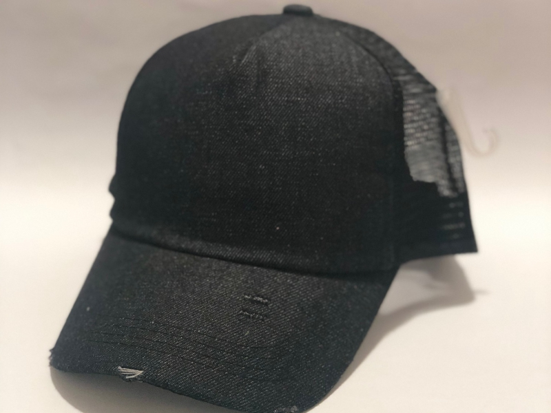 Gorra de jean