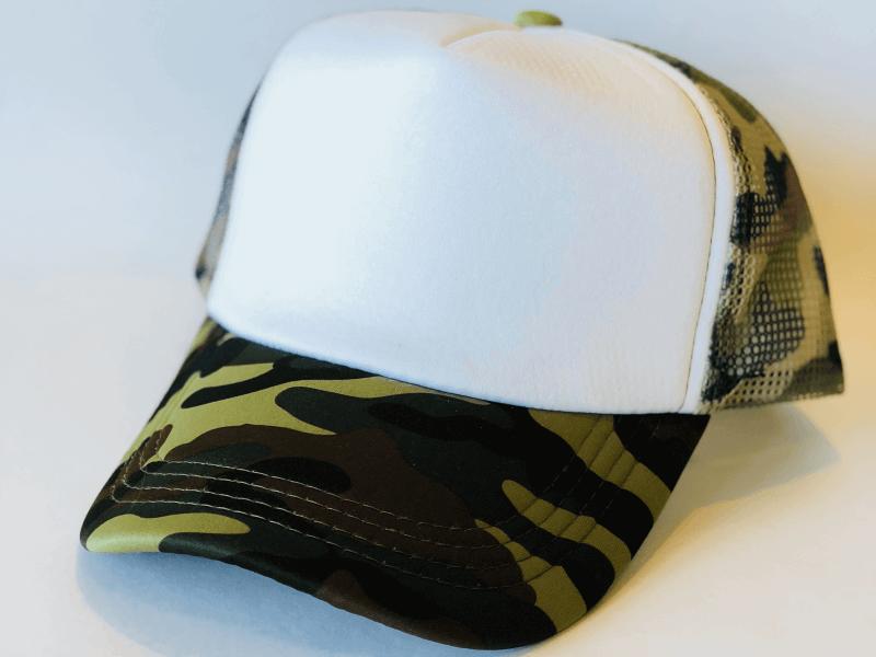 Gorra Trucker – Camuflada